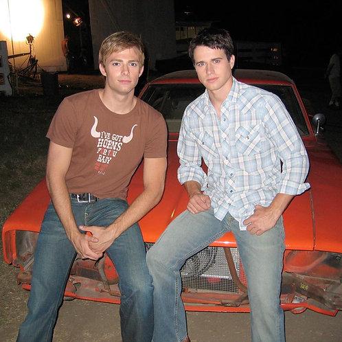 Randy Wayne With Jonathan Bennett