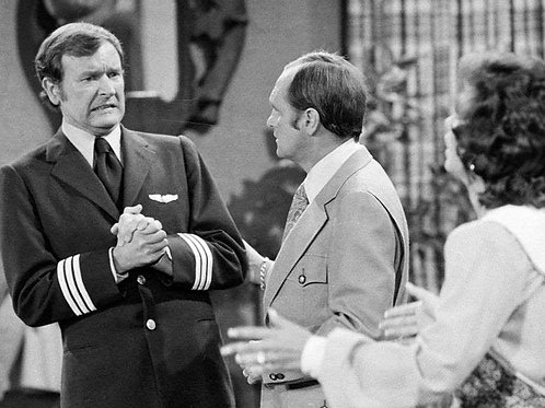 Bill Daily on the Bob Newhart Show