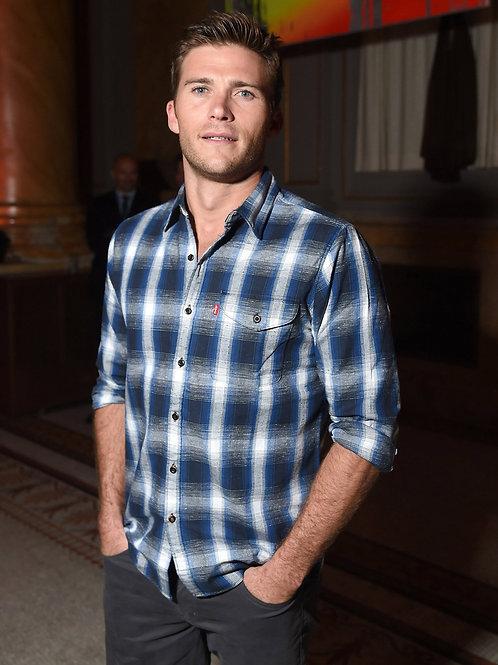 Handsome Scott Eastwood