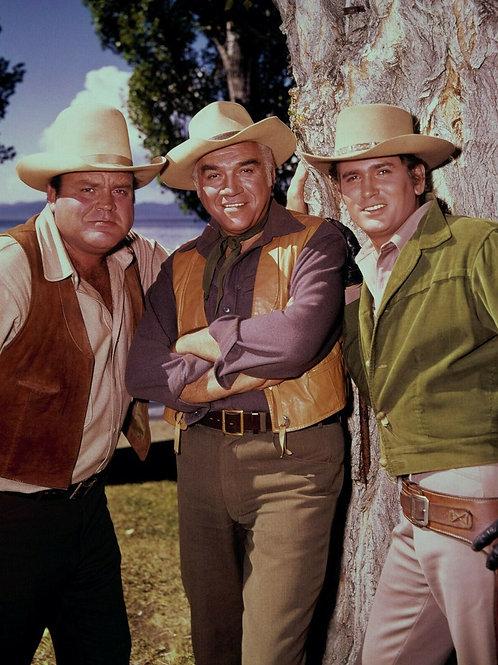 3 Men of Bonanza