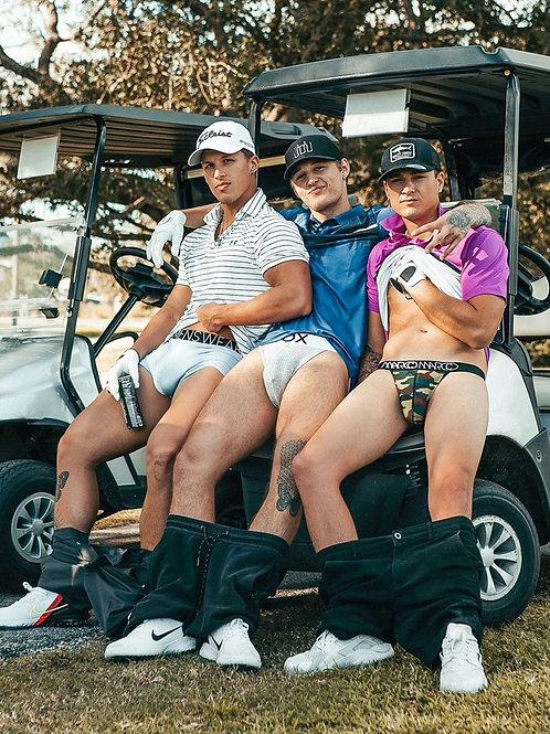 Golfing Buddies Flash