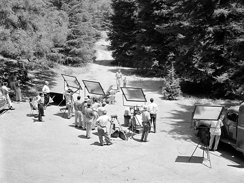 Andy Griffith Show Behind the Opening Scene