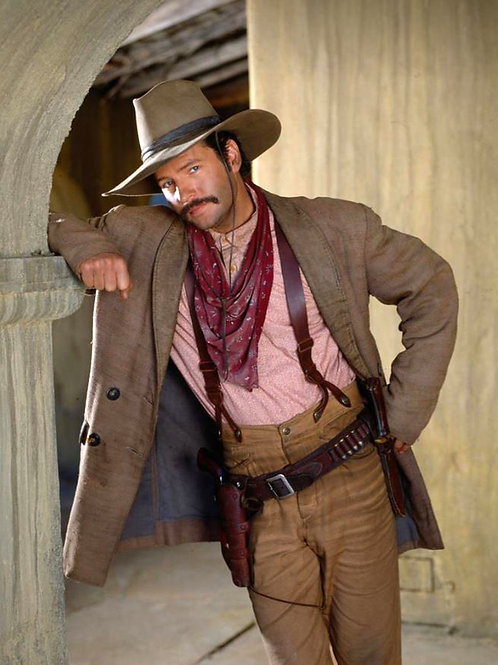 Dale Midkiff as a Cowboy
