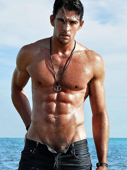 Chris Garafola Shirtless