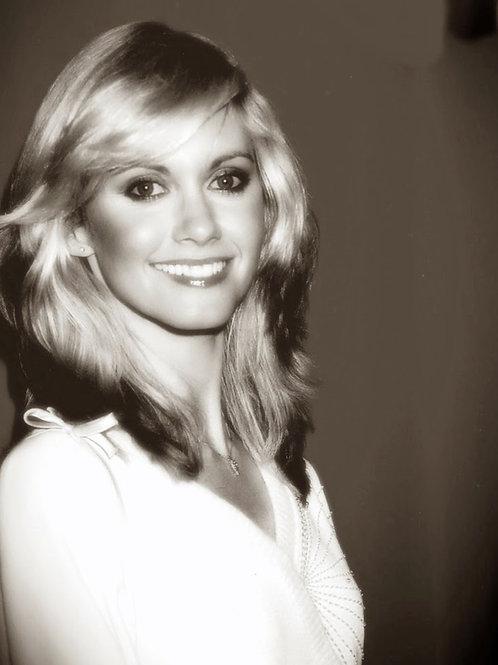 Olivia Newton-John Looking Beautiful in 1980
