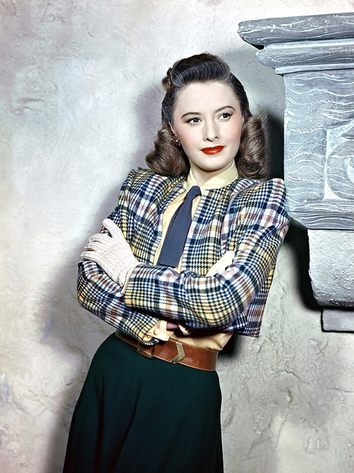 Barbara Stanwyck in her Youth