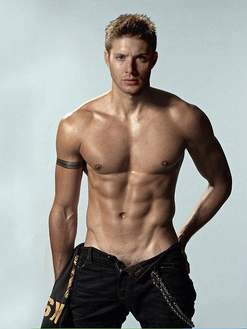Jensen Ackles Unzipped