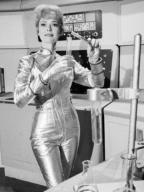 June Lockhart as Dr Maureen Robinson