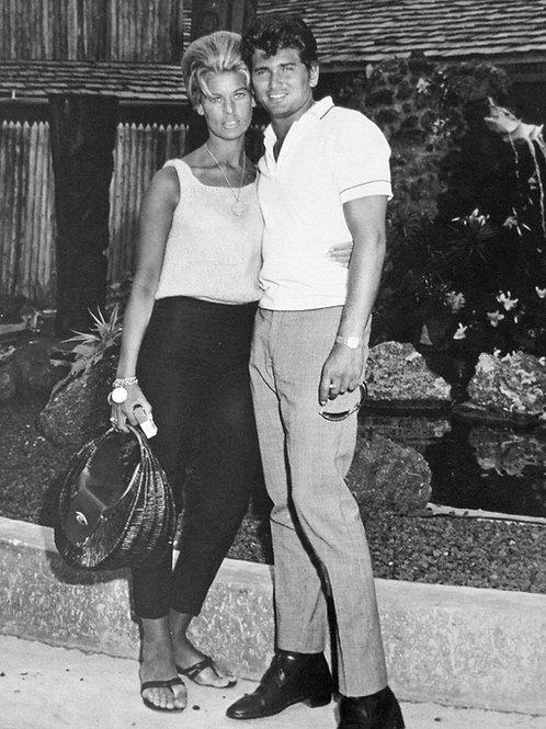 Michael and Lynn Landon