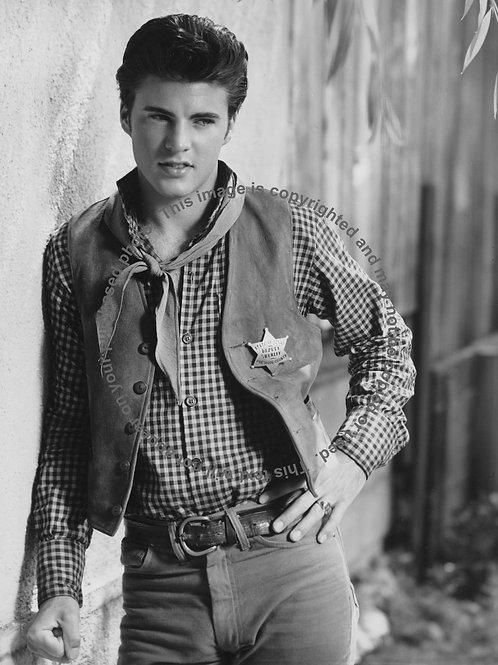 Ricky Nelson as Sheriff in Rio Bravo