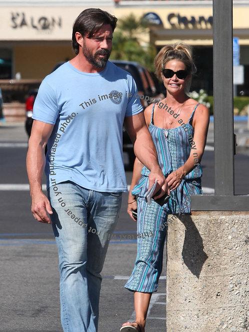 Aaron Phypers & Wife Denise Richards