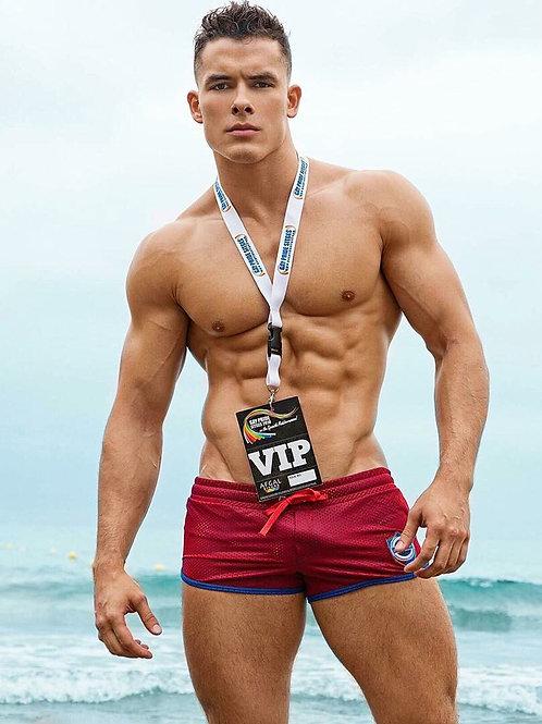 Alexander Dorokhov in a Swimsuit