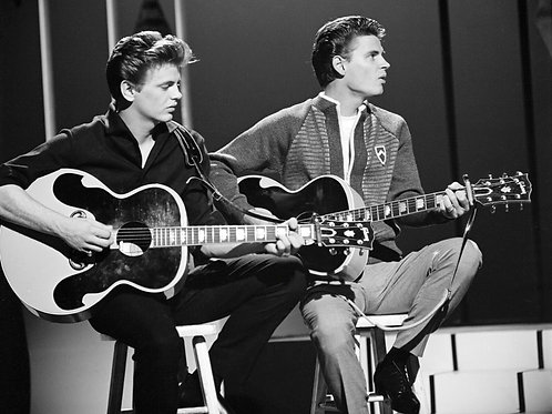 The Everly Brothers on American Bandstand
