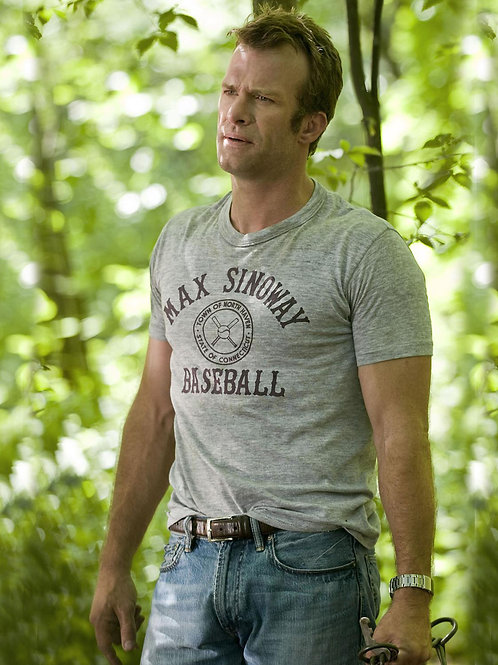 Thomas Jane in the Woods