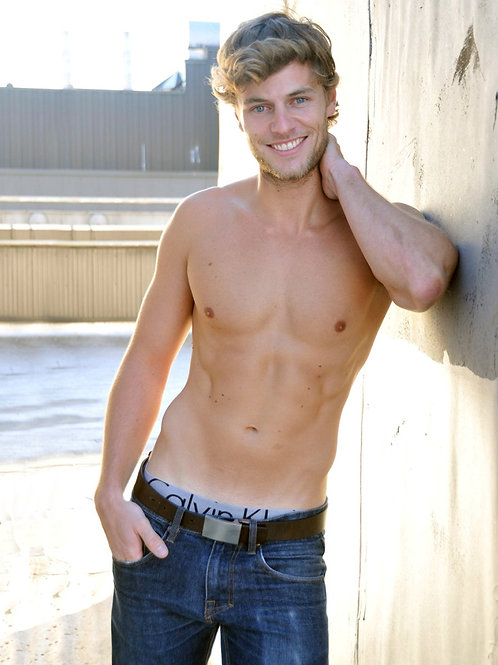 Casey Levens Shirtless