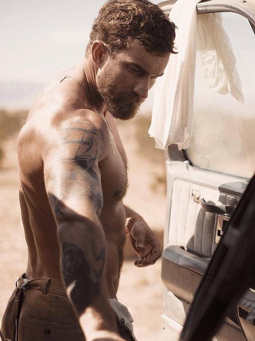 Alexander Abramov Shirtless