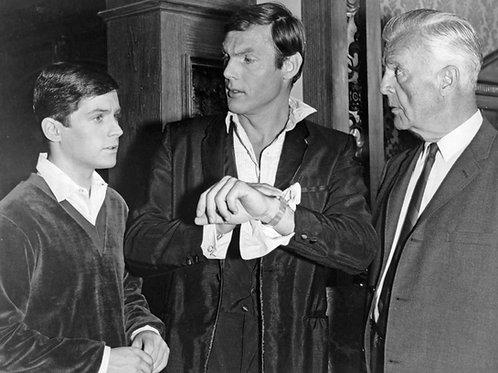 1966s Adam West, Burt Ward & Neil Hamilton Together