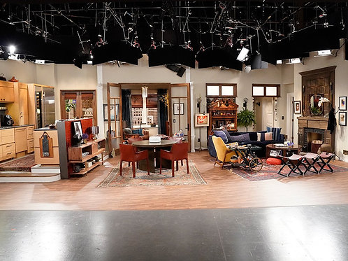 Will and Grace Set