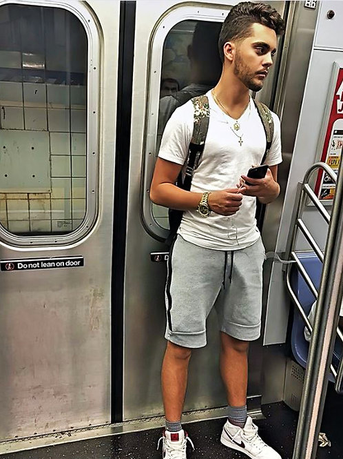 Bulging on the Train