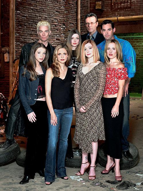Cast of Buffy the Vampire Slayer