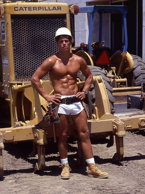 Check Out This Construction Worker