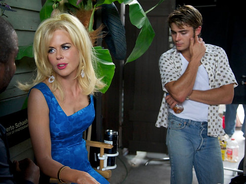 Zac Efron & Nicole Kidman in The Paperboy