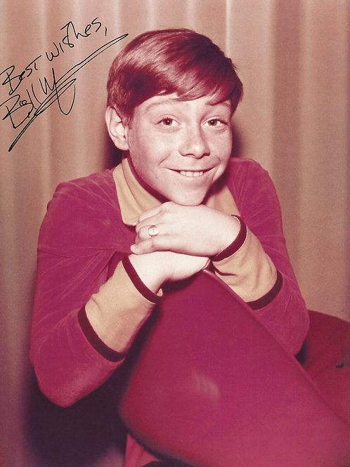 Billy Mumy as Will Robinson in Lost in Space