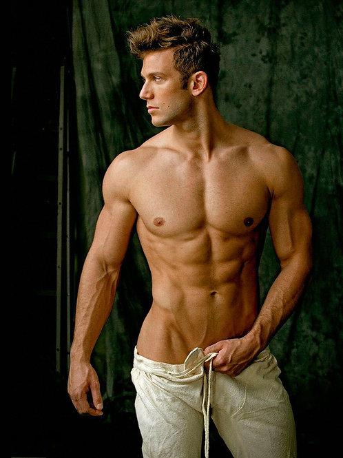 Diego Sechi Shirtless
