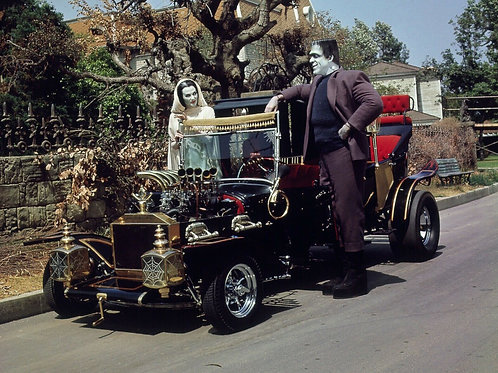 Munsters with their Koach