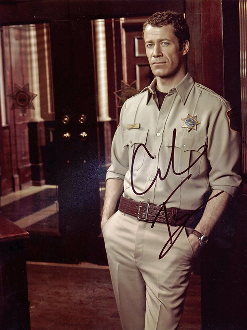 Colin Ferguson as a Policeman