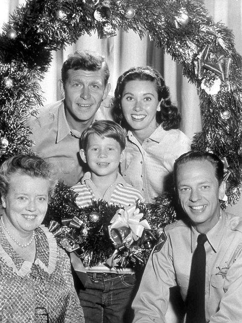 Andy Griffith Cast Christmas From Original Show