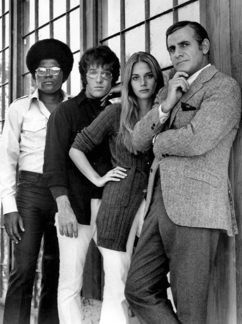 Mod Squad Cast Photo in 1969