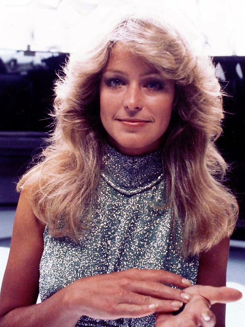 Beautiful Farrah Fawcett