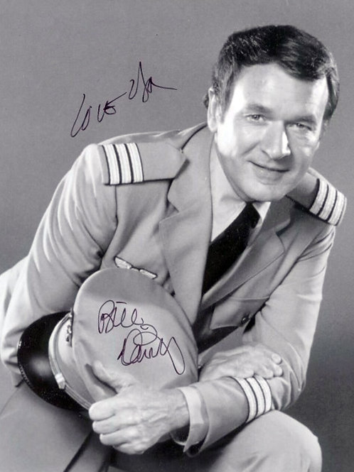 Bill Daily from I Dream of Jeannie
