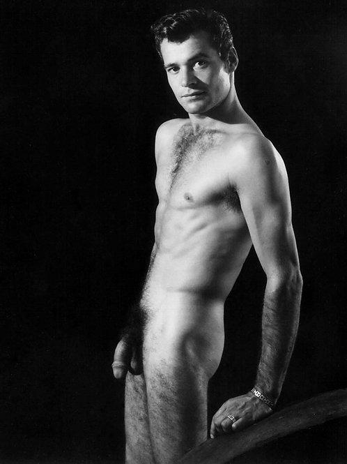 Vintage Nude Keith Overton