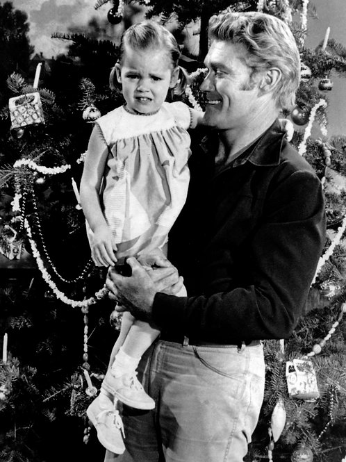 Chuck Connors Christmas