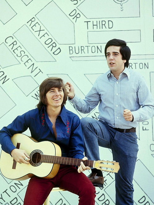 Bobby Sherman in Getting Together