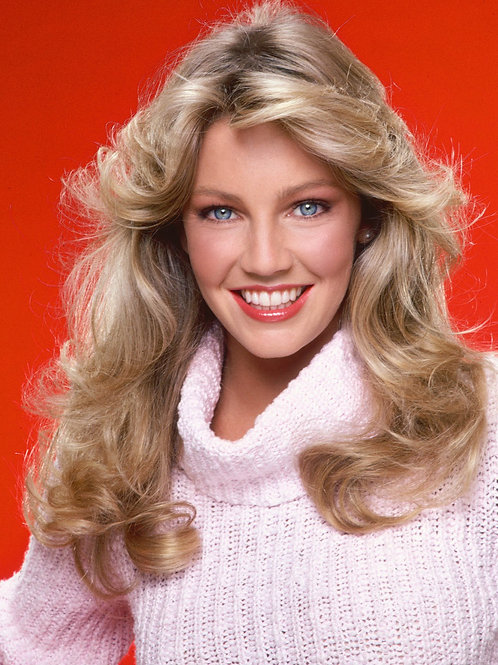 Young & Beautiful Heather Locklear