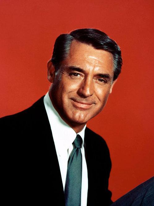 Cary Grant Headshot