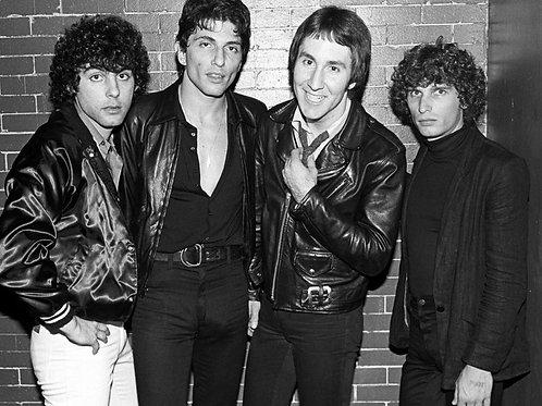 The Knack Bulging in 1979