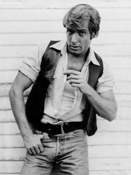 Vintage Jack Wrangler Wearing Jeans