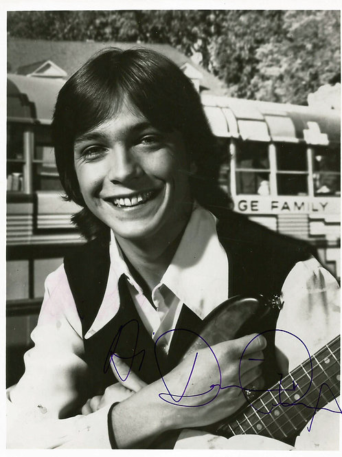 David Cassidy as Keith Partridge in 1970