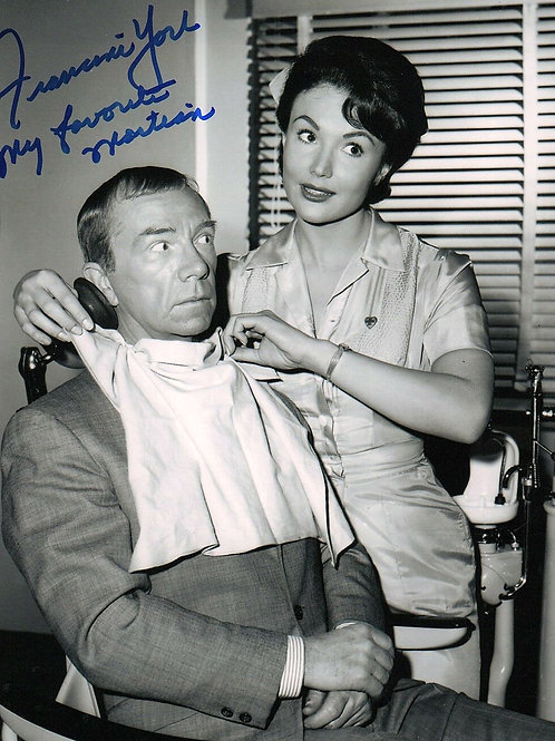 Ray Ralston Getting a Haircut for Favorite Martian