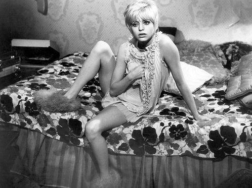 Goldie Hawn in Cactus Flower