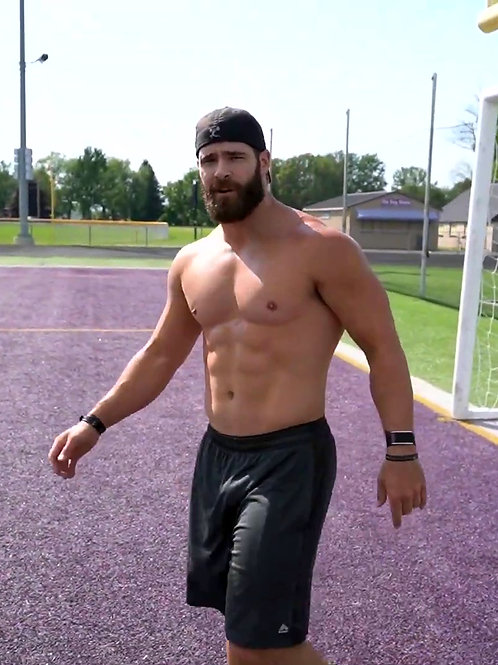 Jake Schum on the Field