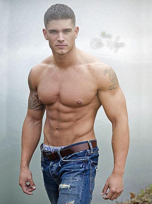 Colin Wayne Shirtless