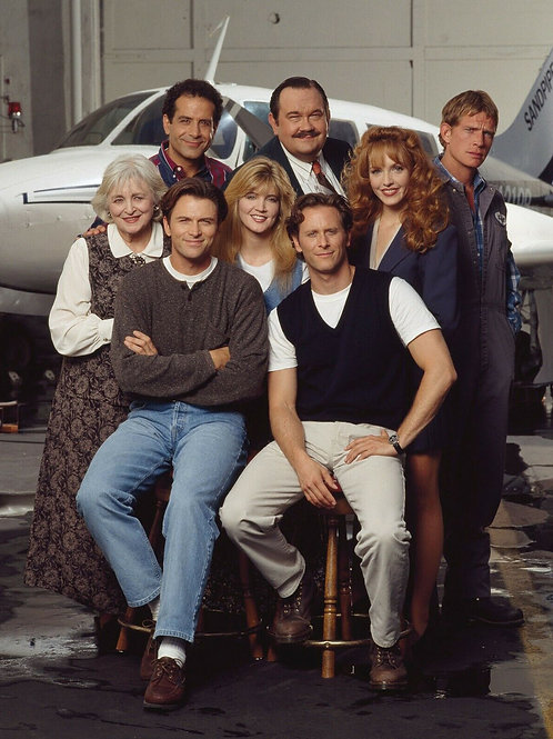 Cast of TVs Wings