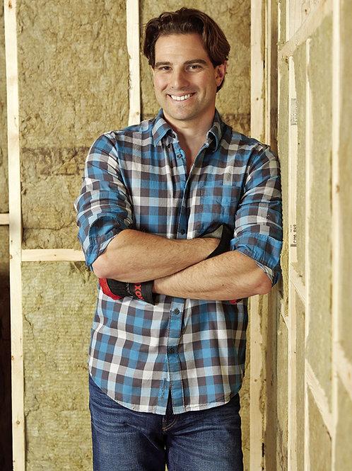 Bulging Handsome Scott McGillivray