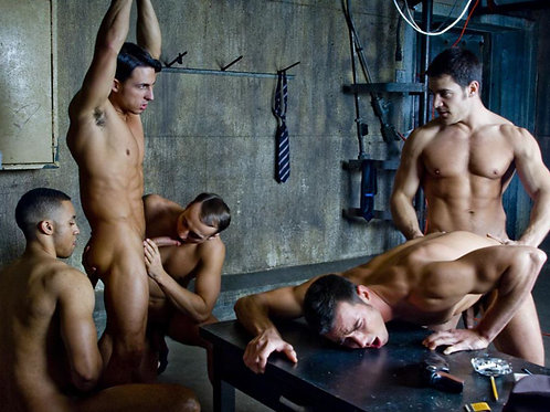 Executive Dungeon Orgy
