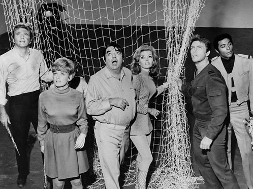 Cast of Land of the Giants